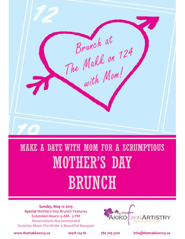 Mothers Day at The Makk on 124